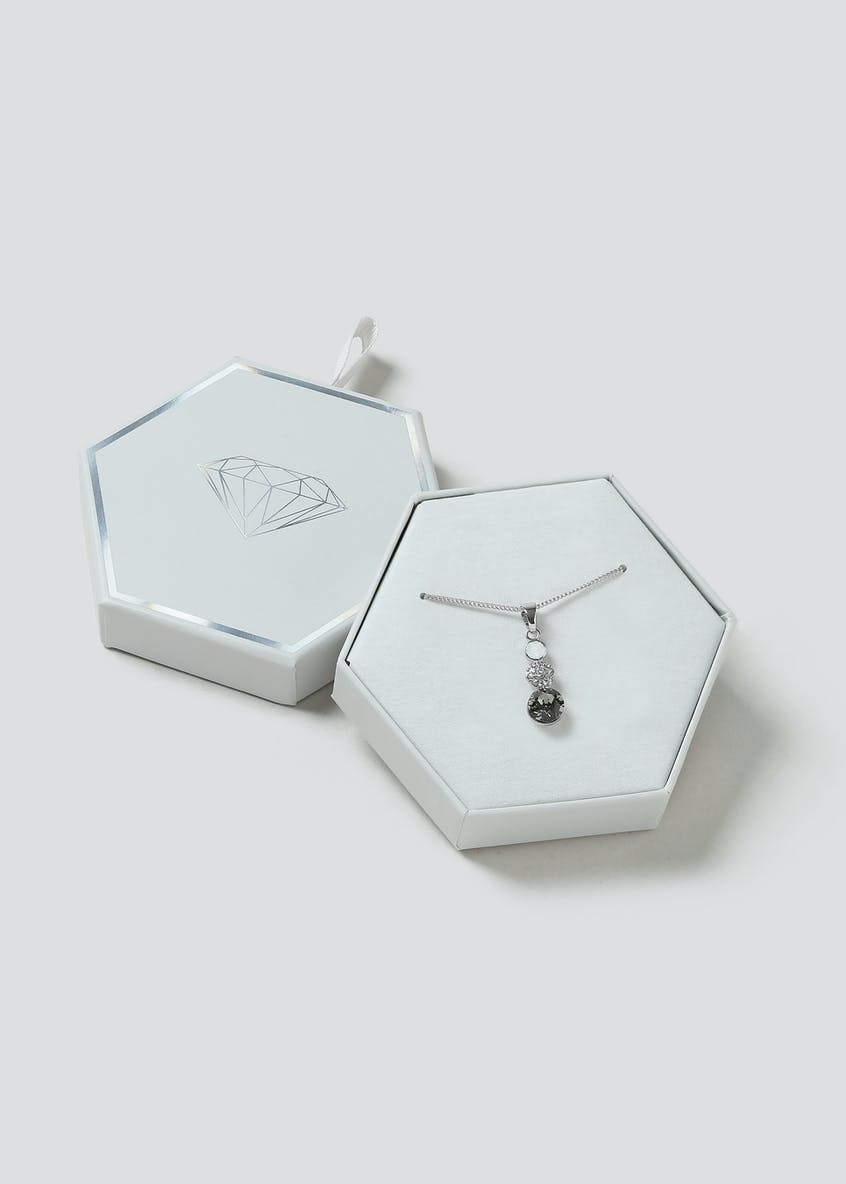 Swarovski Elements Necklace Gift Box