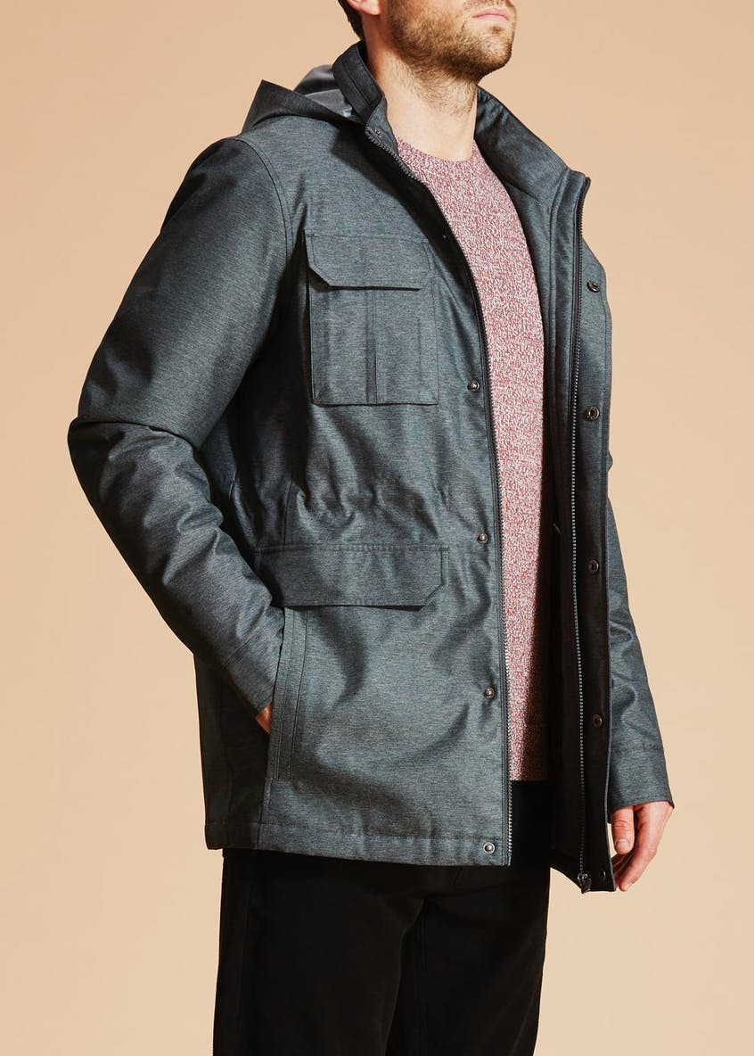 Lincoln Active Coat