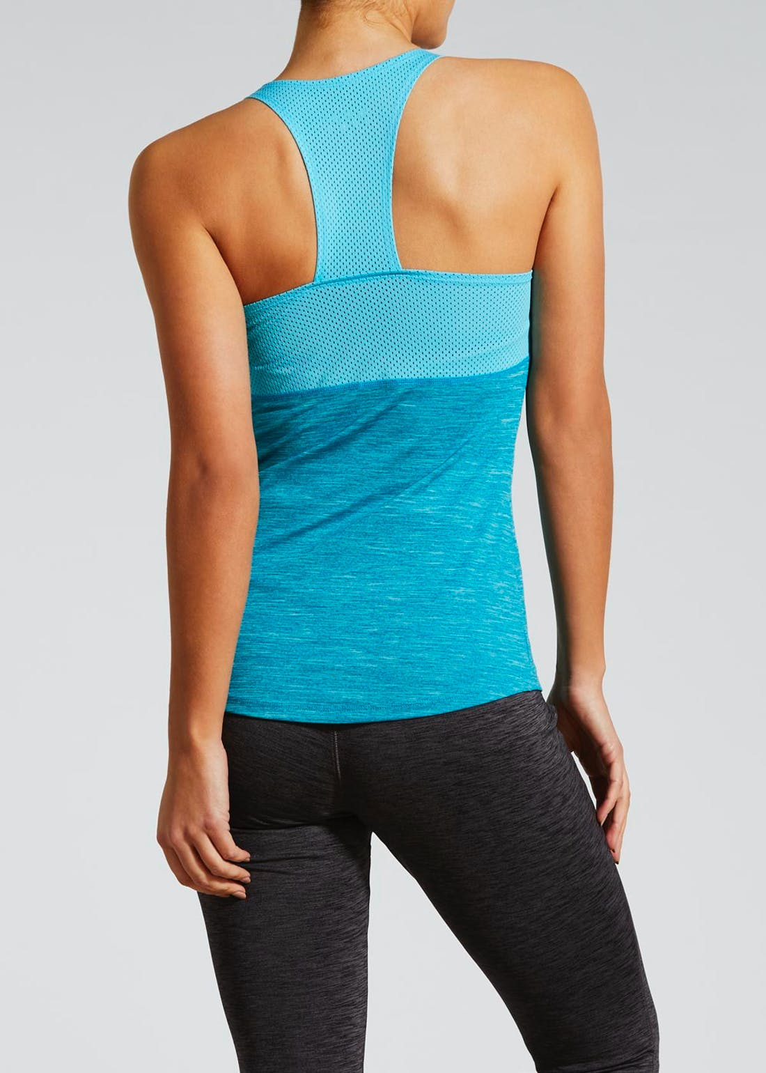 Souluxe Active Perforated Vest