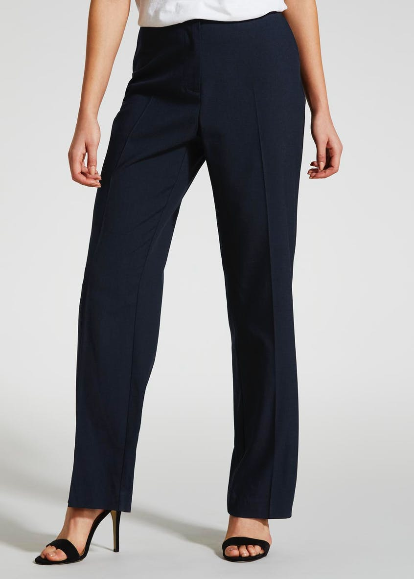 Slim Fit Suit Trousers (31 Inch Leg)