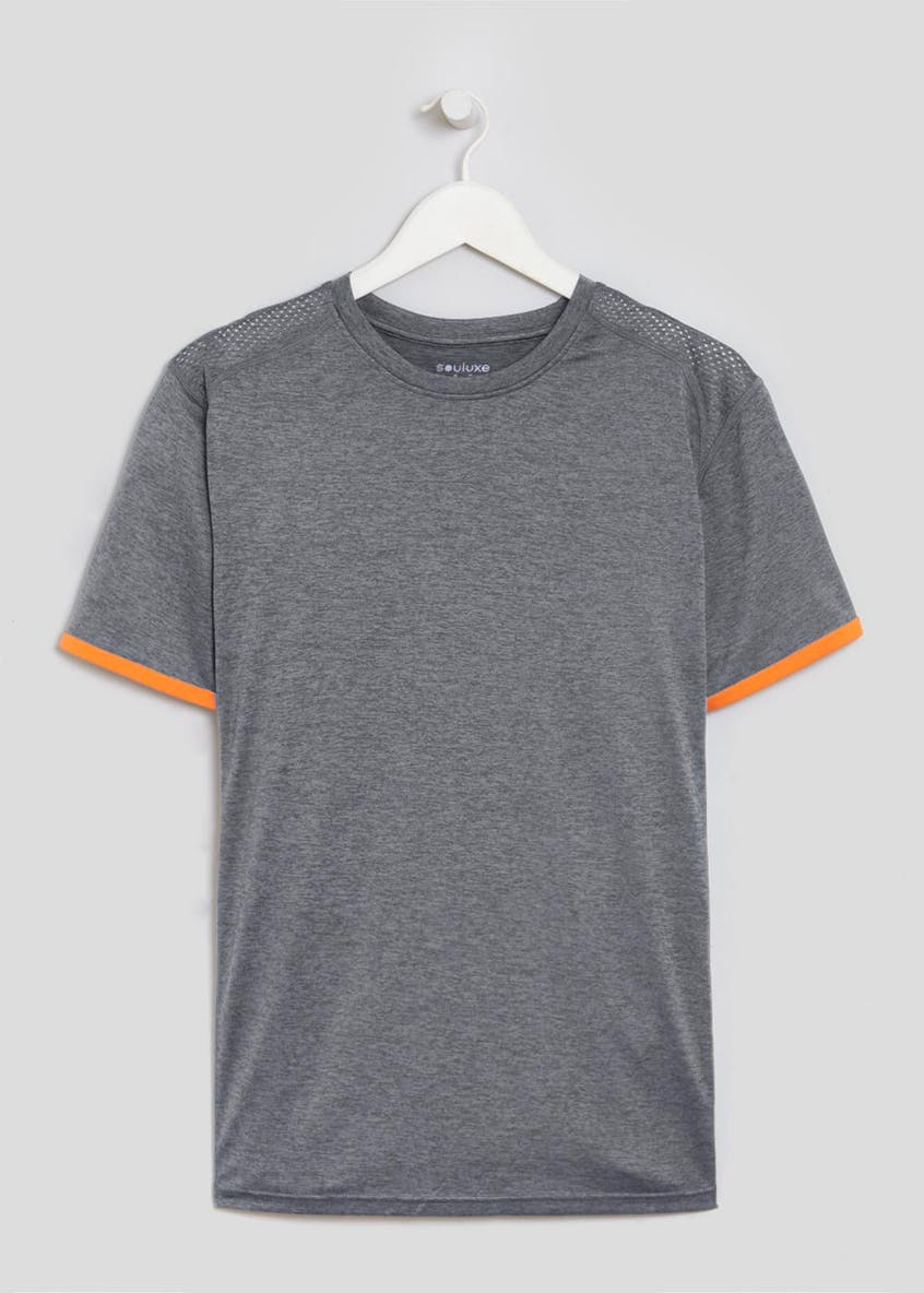 Souluxe Tipped T-Shirt