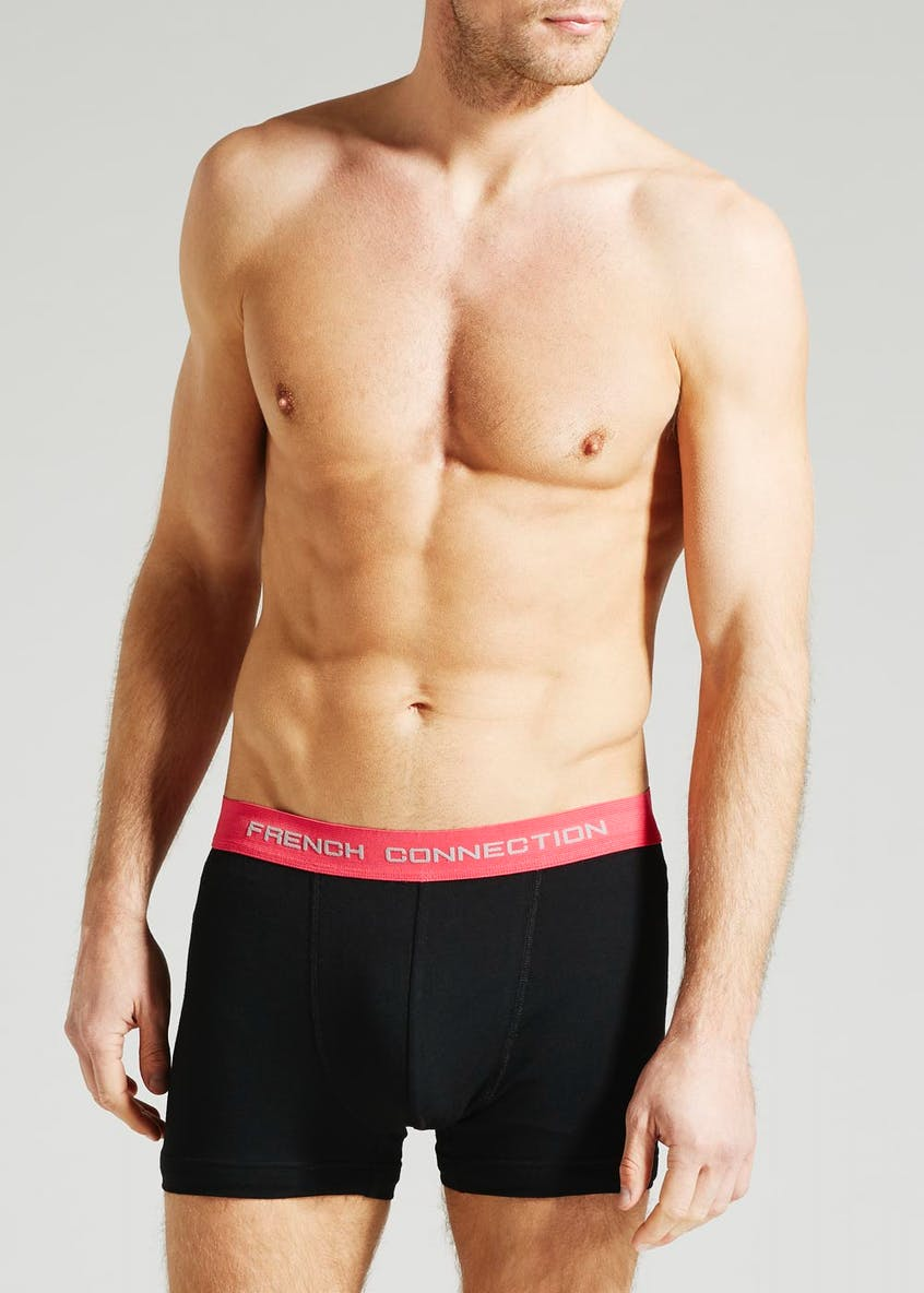 3 Pack French Connection Boxers