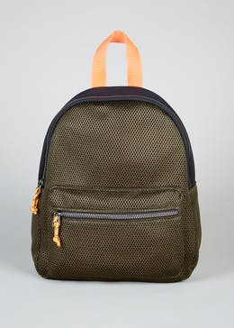 Boys Mesh Backpack (One Size)
