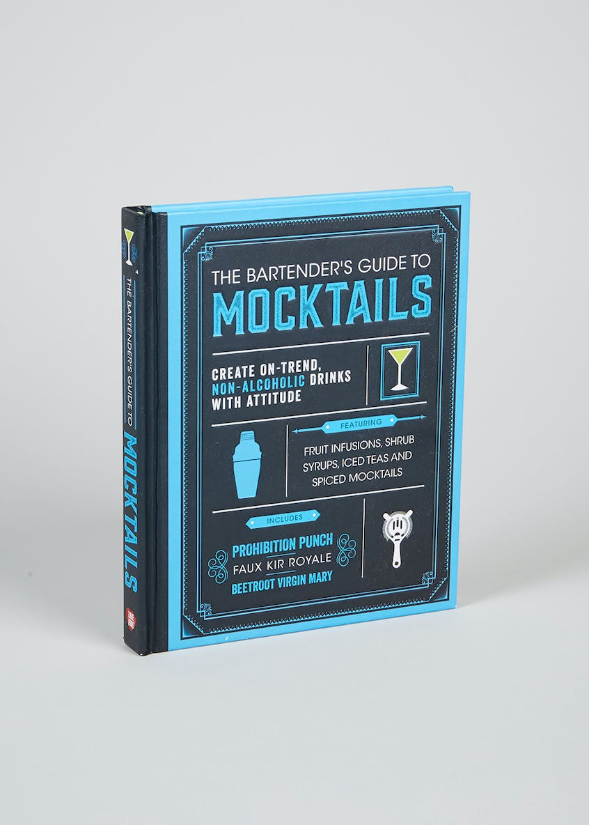 The Bartender's Guide to Mocktails Book