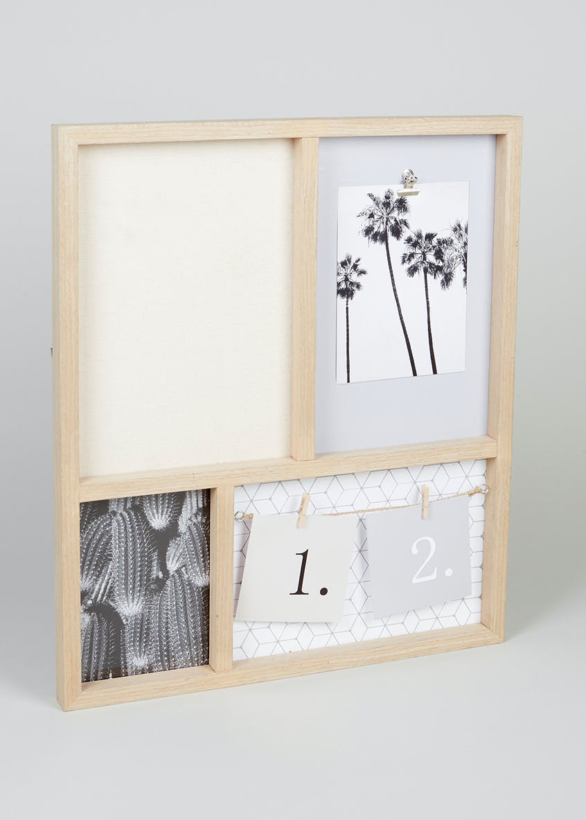 Multi Aperture Photo Frame (50cm x 41cm)