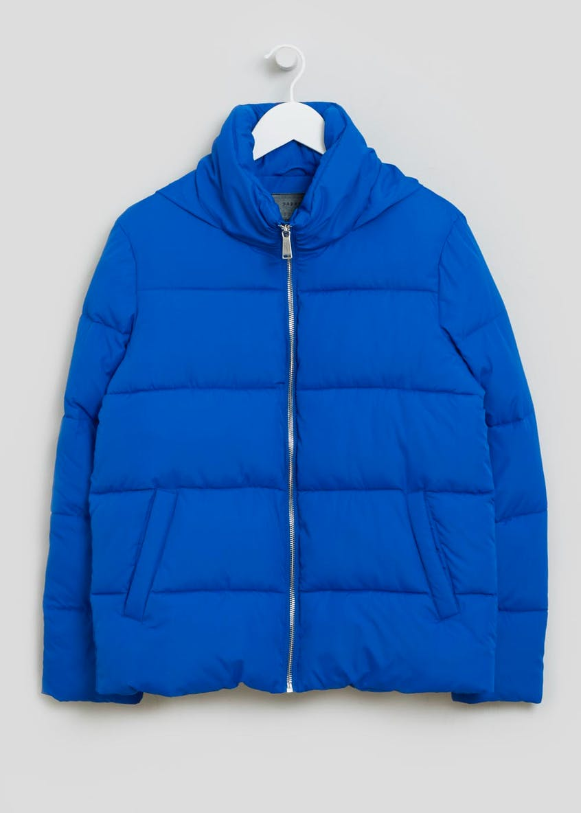 Short Padded Coat