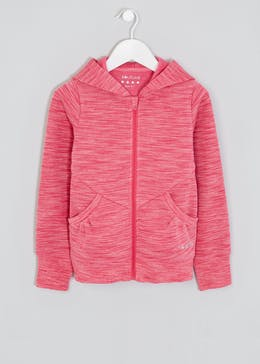 Girls Souluxe Brushed Hoodie (4-13yrs)