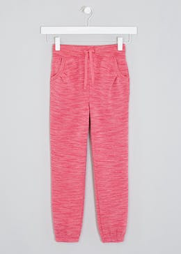 Girls Souluxe Brushed Jogging Bottoms (4-13yrs)