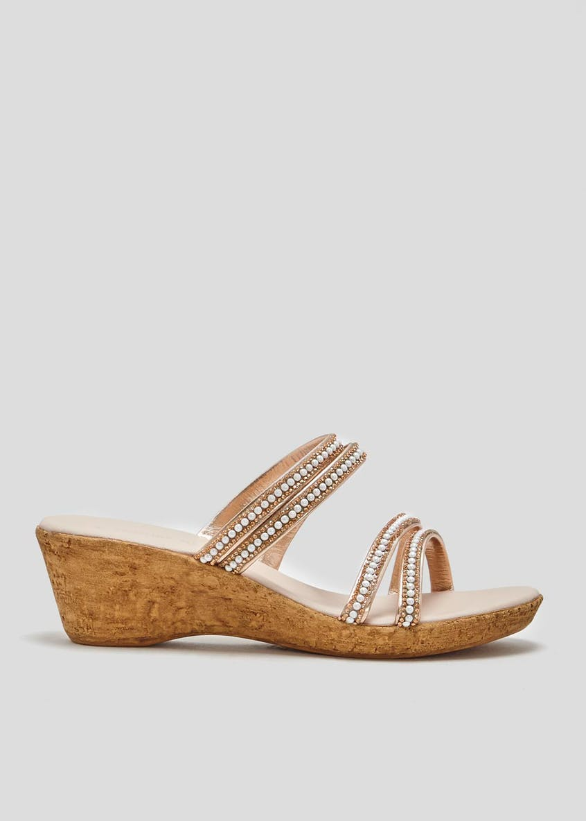 Soleflex Pearl Jewel Wedges