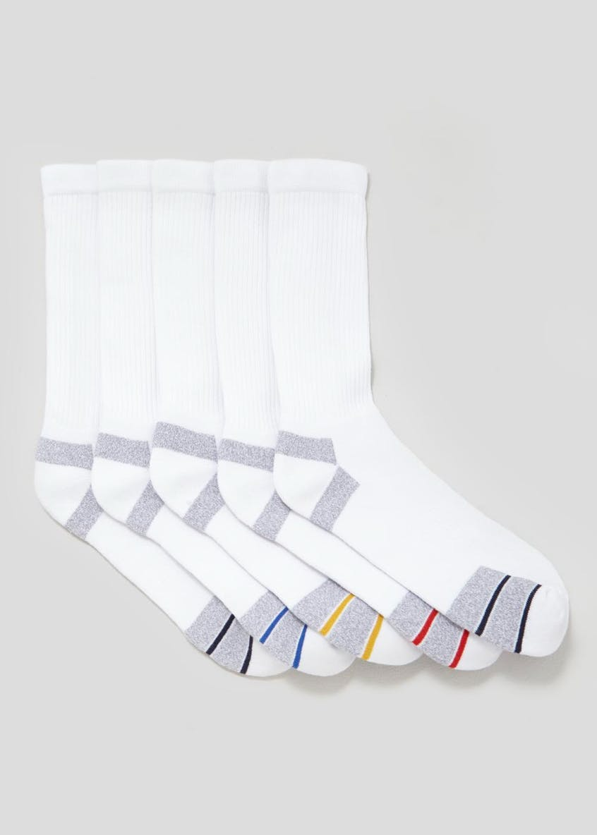 5 Pack US Athletic Sports Socks