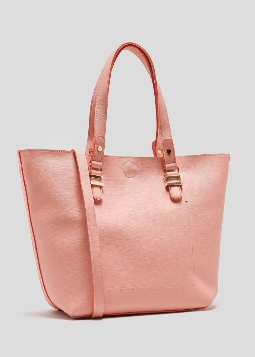 Inside Contrast Tote Bag