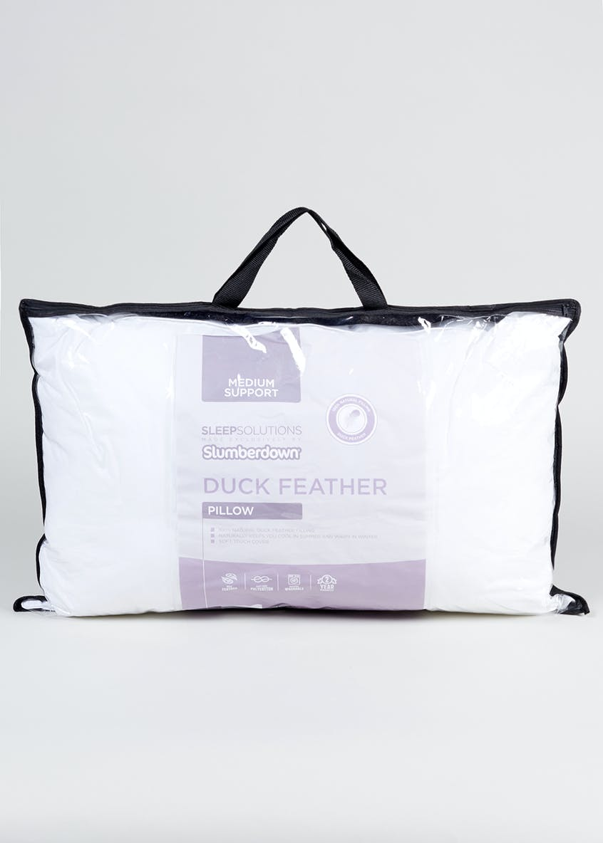 Slumberdown Duck Feather Pillow