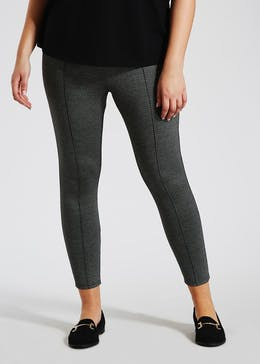 Papaya Curve Ponte Leggings