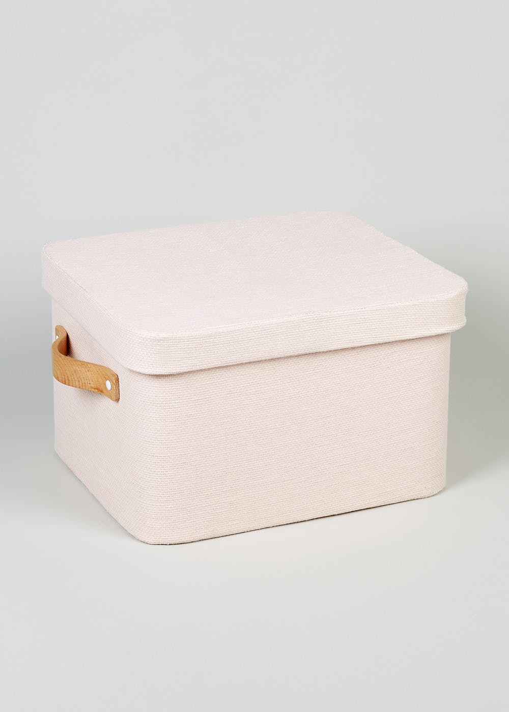Fabric Storage Box 35cm X 30cm 21cm