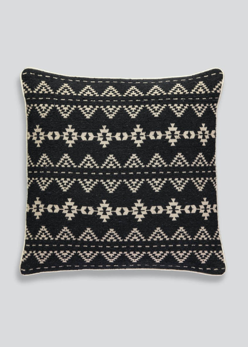 Jacquard Pattern Cushion (48cm x 48cm)