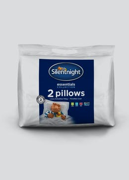 Silentnight Essentials Pillow Pair