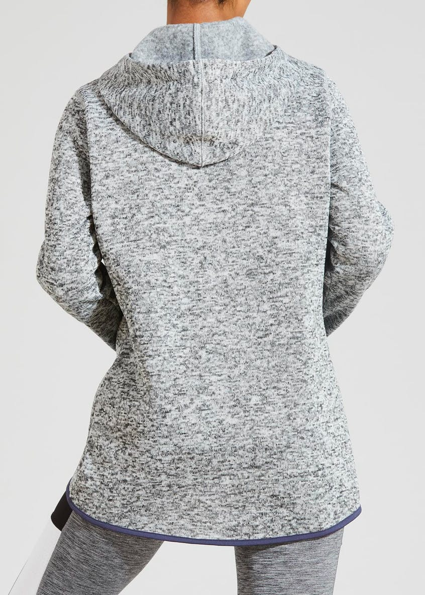 Souluxe Hooded Sports Fleece
