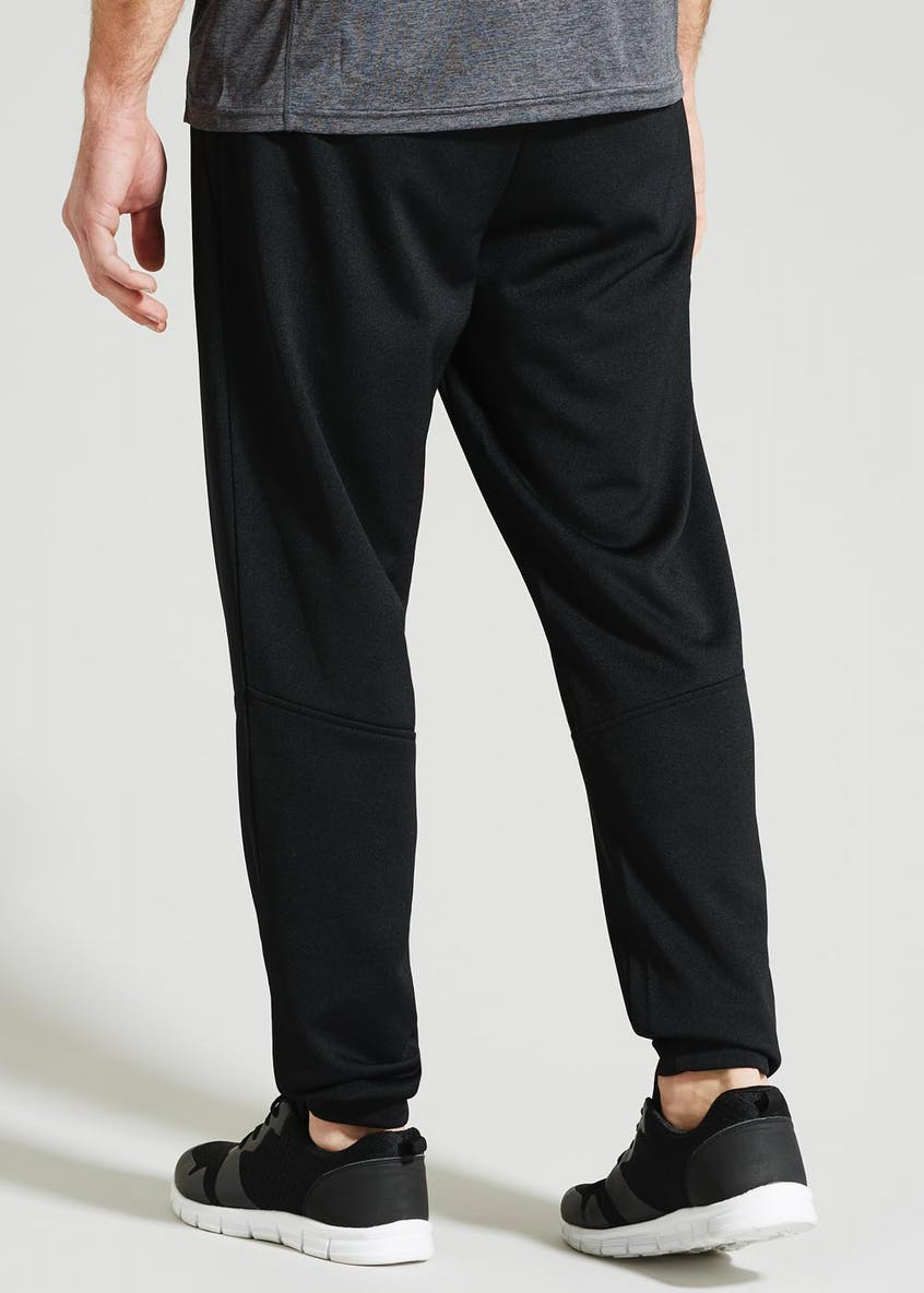 Souluxe Tapered Sports Jogging Bottoms