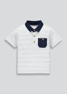 Boys Premium Polo Shirt (3mths-6yrs)