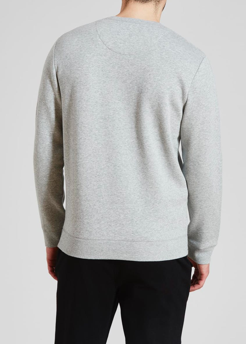 Athletics Society Crew Neck Sweatshirt