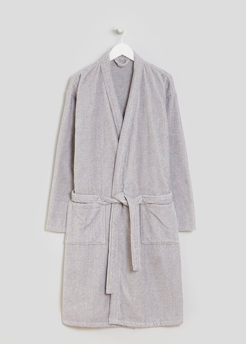 Velour Dressing Gown