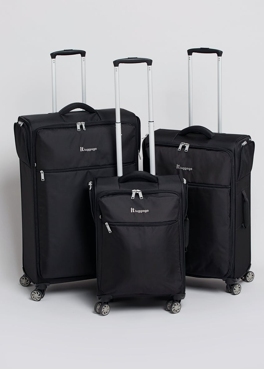 IT Luggage Carry-Tow Suitcase