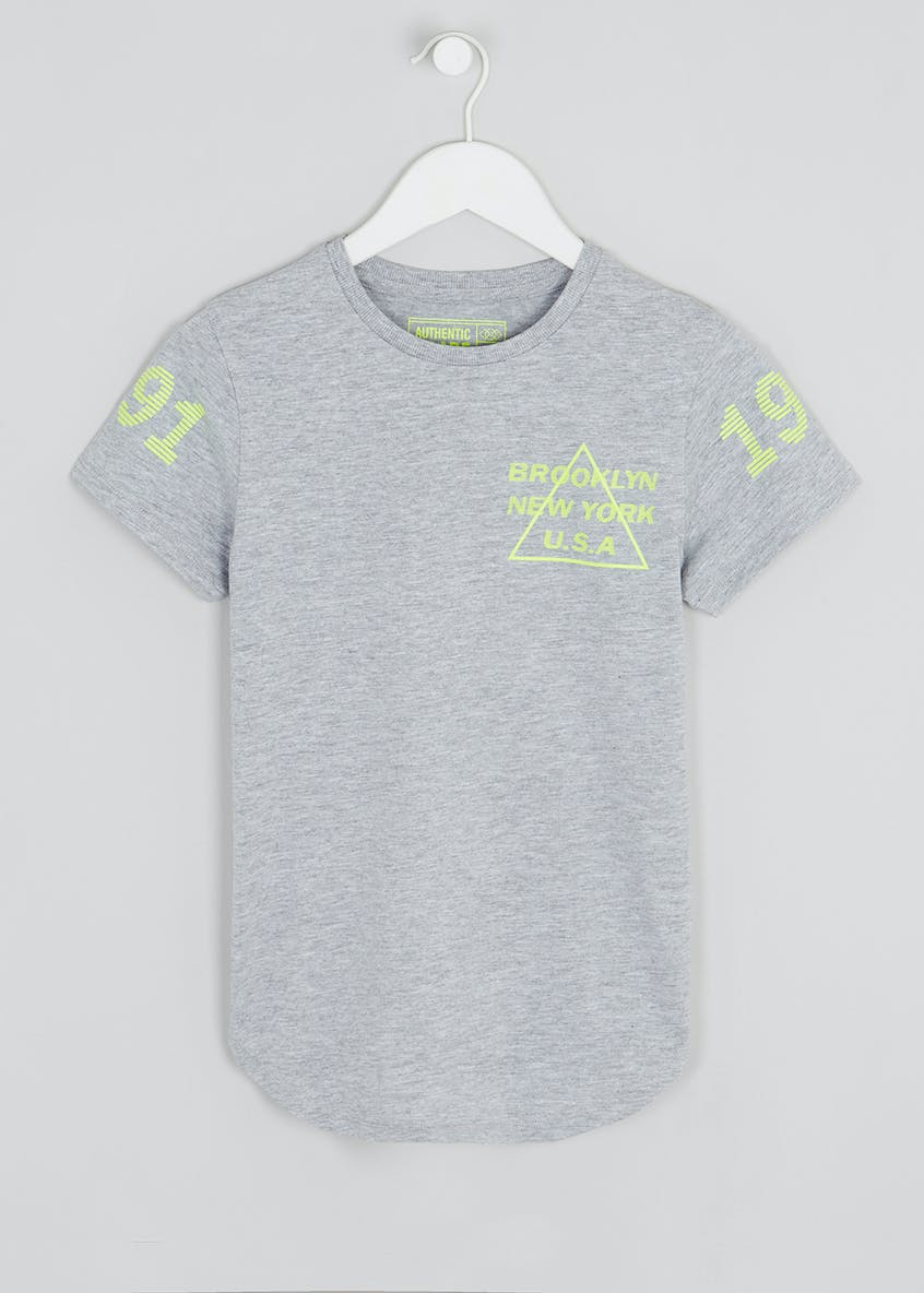 Boys New York T-Shirt (9-16yrs)