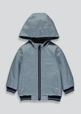 Boys Chambray Bomber Jacket (6mths-6yrs)