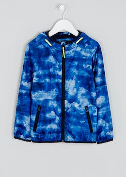 Boys Printed Jacket (4-13yrs)