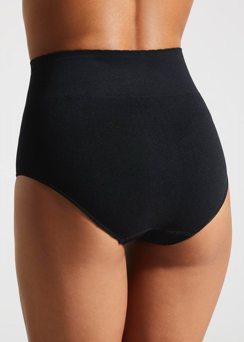 2 Pack Seam Free Shaping Briefs
