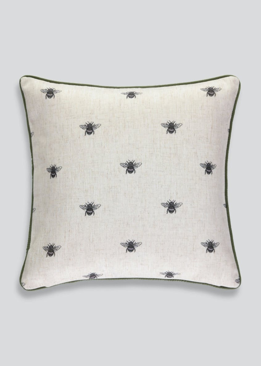 Bee Happy Cushion (46cm x 46cm)