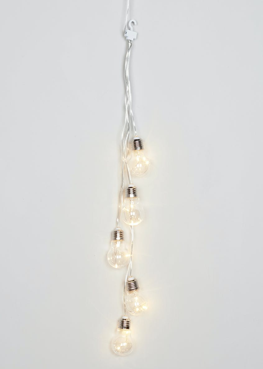 Light Bulb Cluster LED Lights (60cm)
