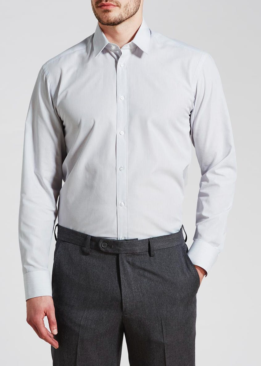 2 Pack Long Sleeve Formal Shirts