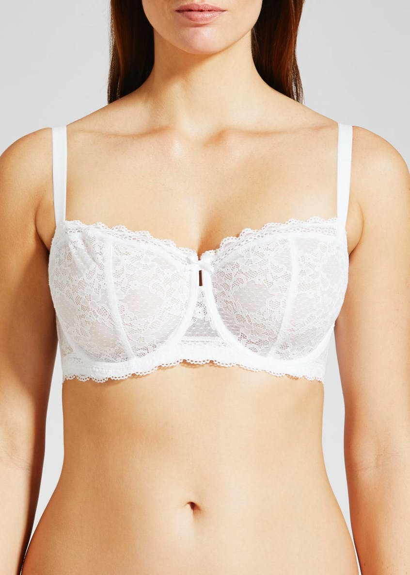 2 Pack DD+ Lace Balcony Bras