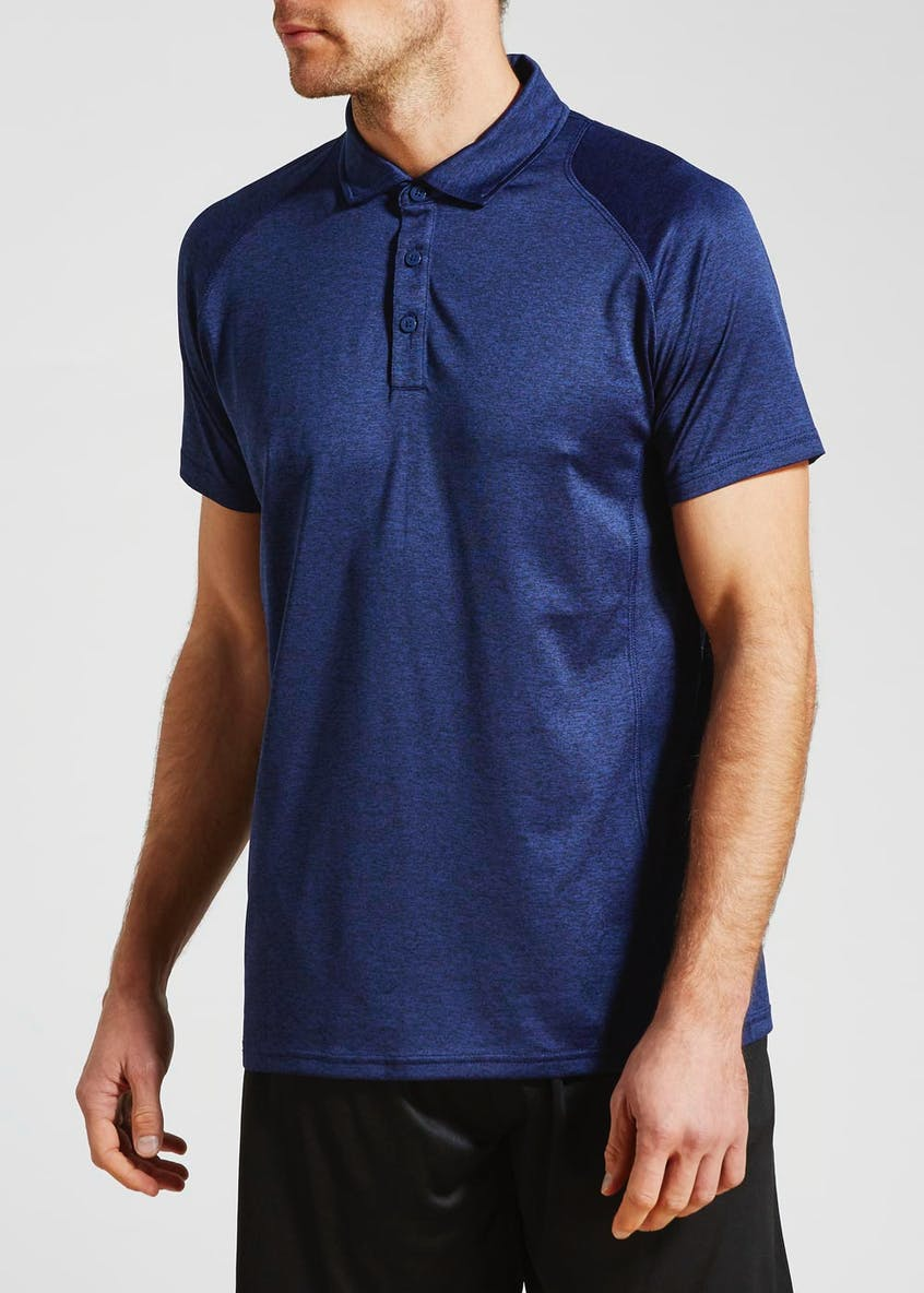 Souluxe Sports Polo Shirt