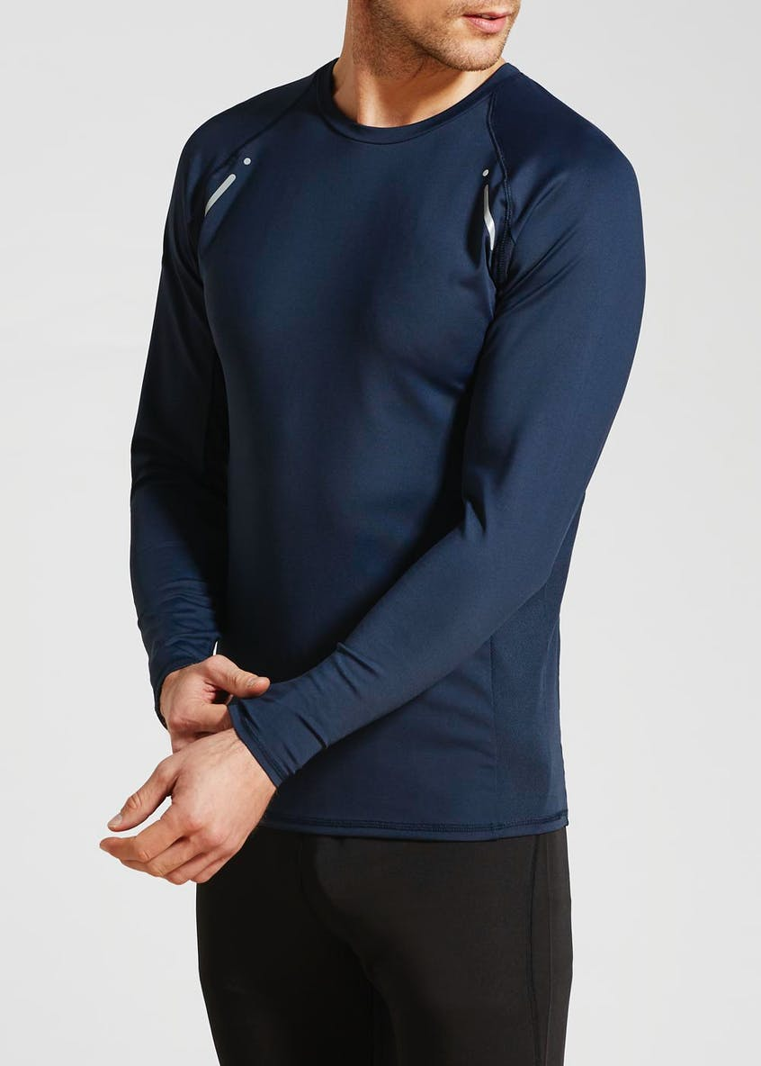 Souluxe Long Sleeve Gym Top