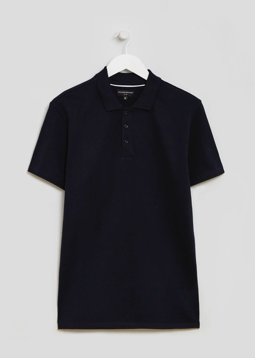 Harvey Pique Polo Shirt