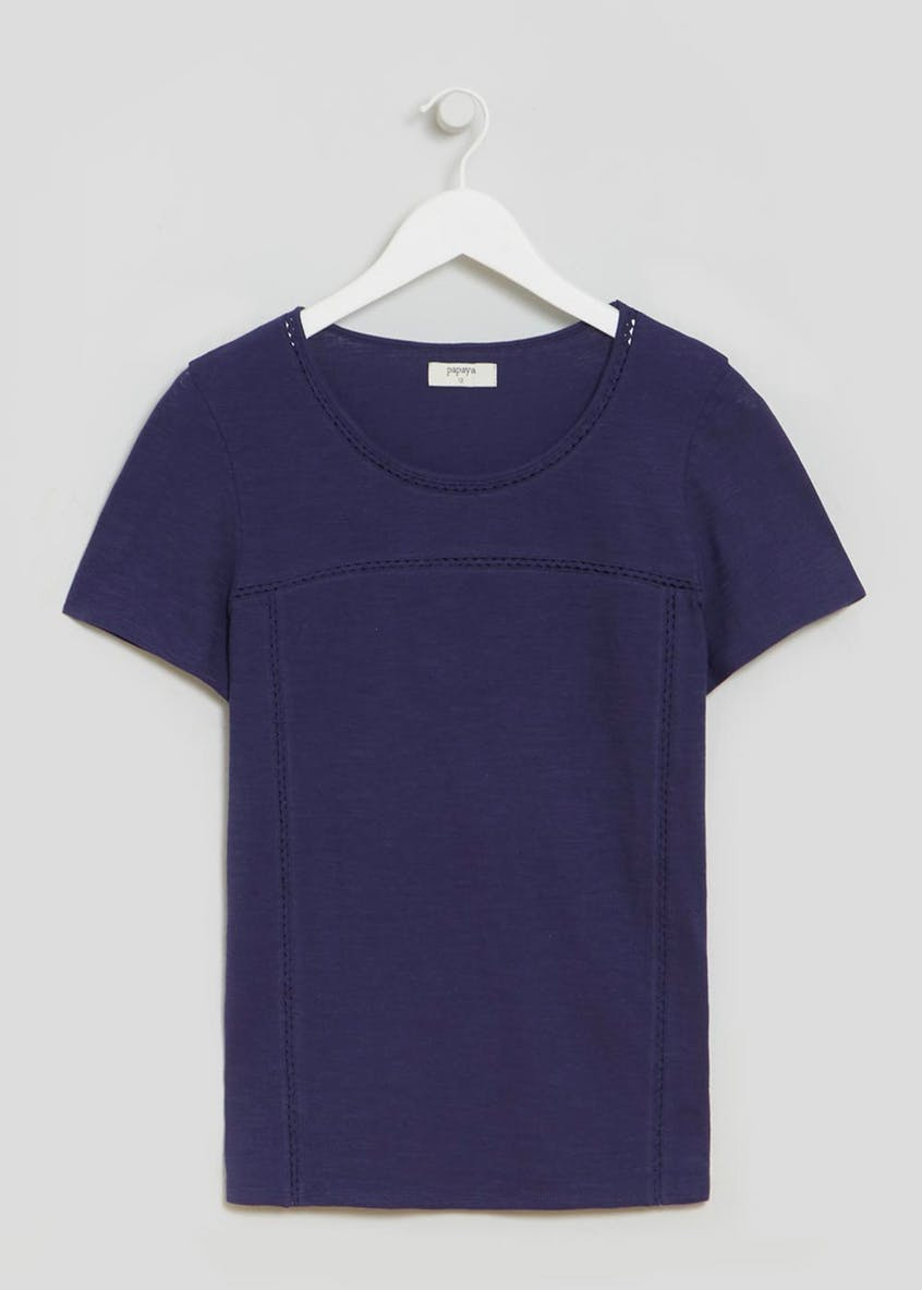Interest Basic T-Shirt