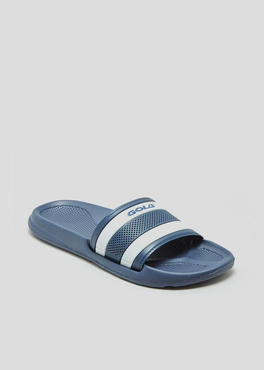 Gola Nevada Stripe Sliders