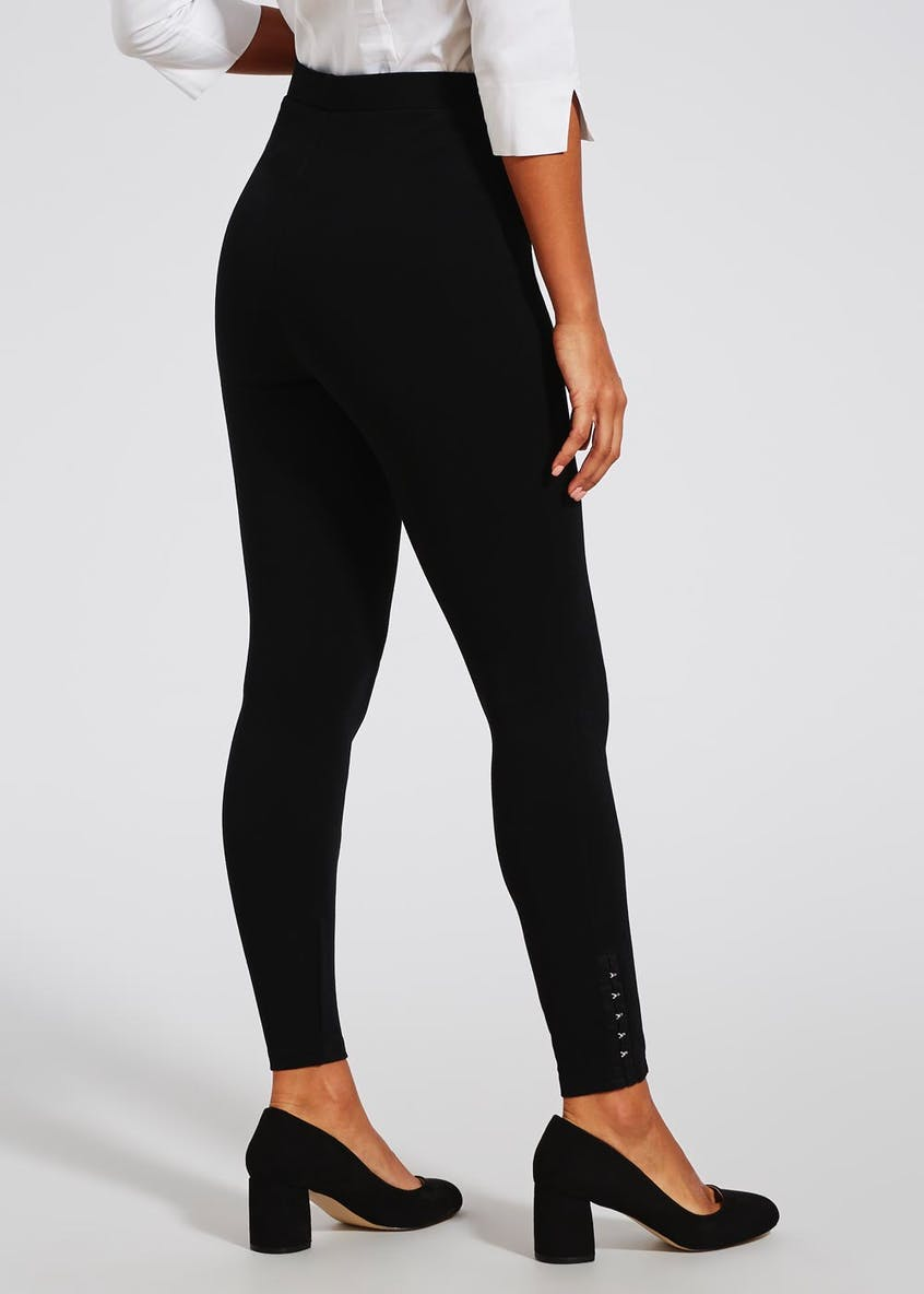 Body Shaper Hook & Eye Leggings