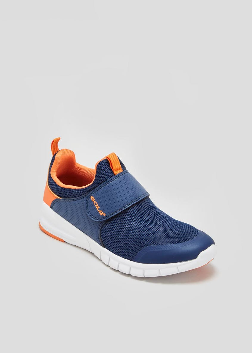 Boys Gola Active Lupus Trainers (Younger 7-Older 1)