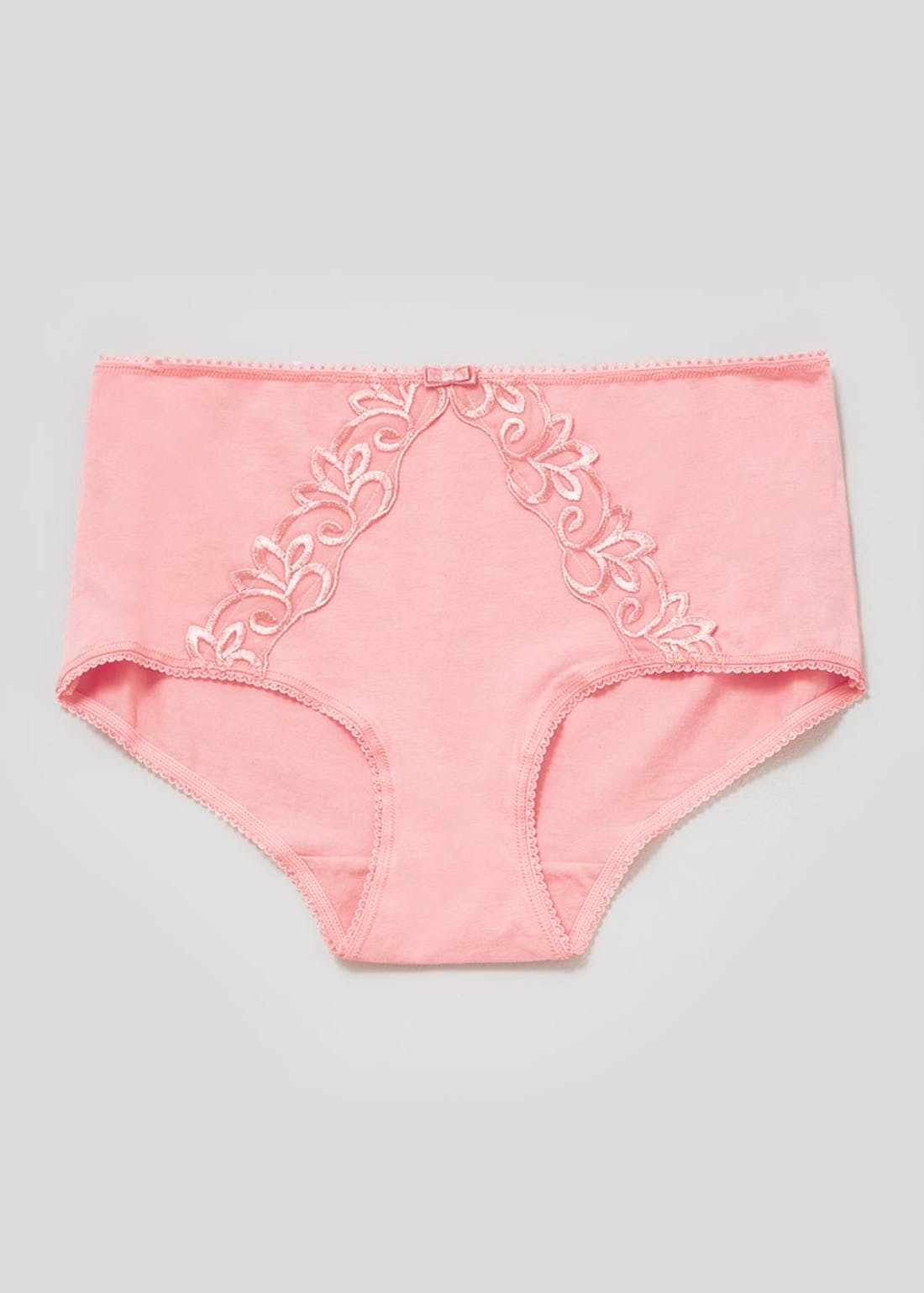 Embroidered Full Knickers