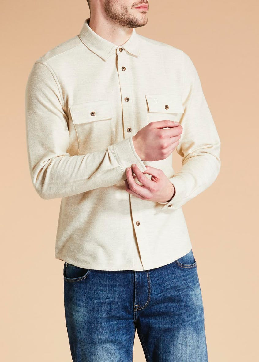 Morley Jersey Long Sleeve Shirt