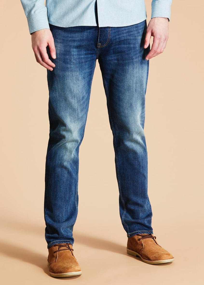 Morley Relaxed Straight Jeans