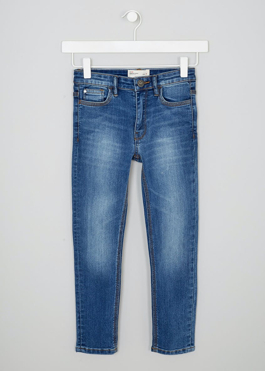Boys Stretch Super Skinny Jeans (4-16yrs)