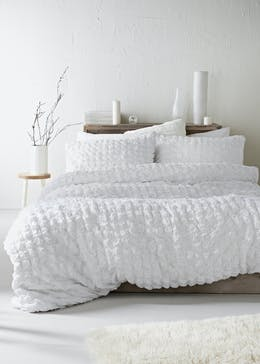 100%  Cotton Seersucker Duvet Cover
