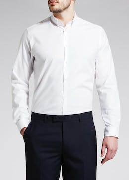 Johnson Slim Fit Stretch Oxford Shirt