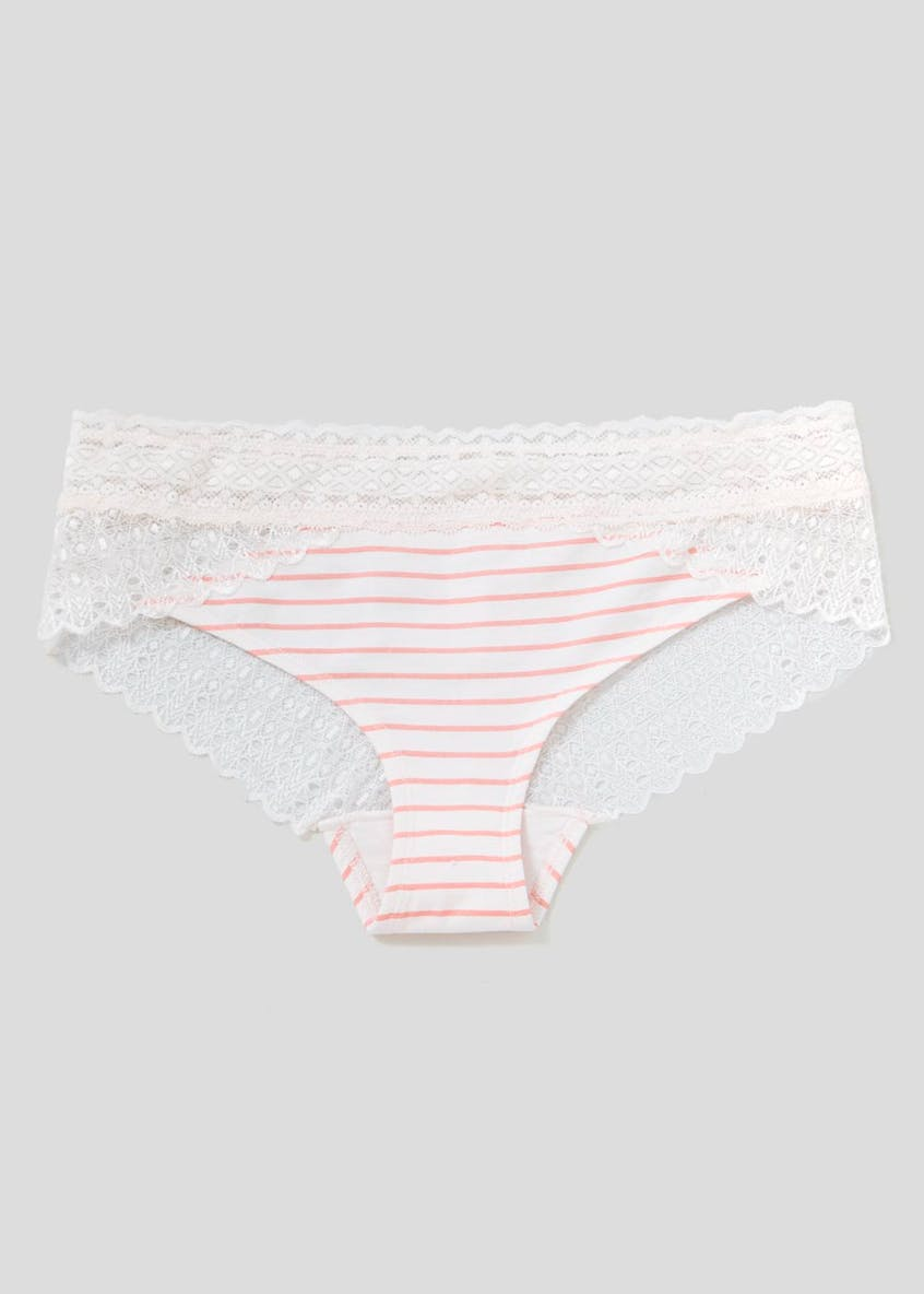 Lace Trim Short Knickers