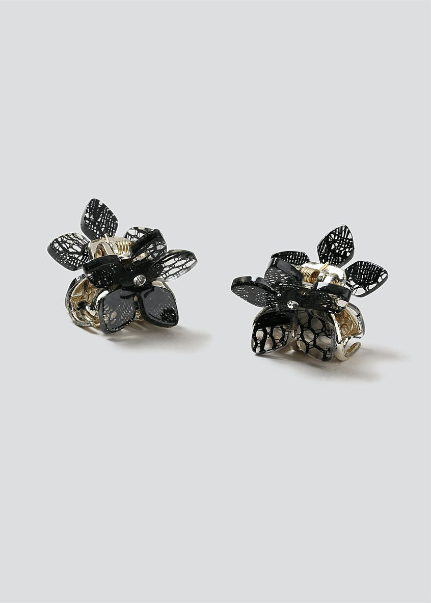 Mini Flower Claws Two Pack