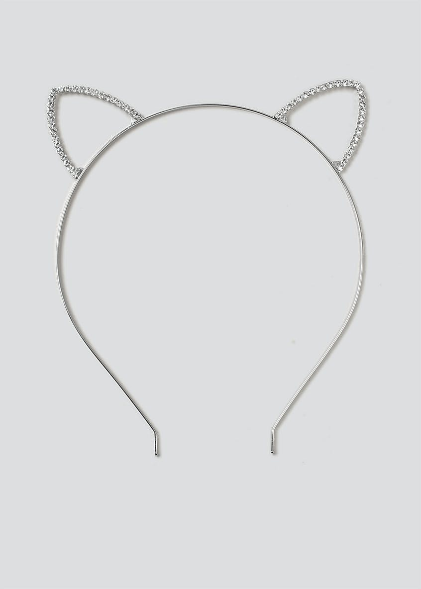 Sparklestone Cat Ear Headband